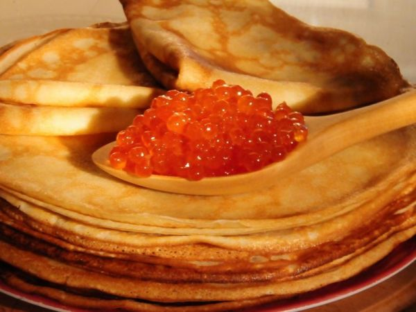 Famous Russian Foods