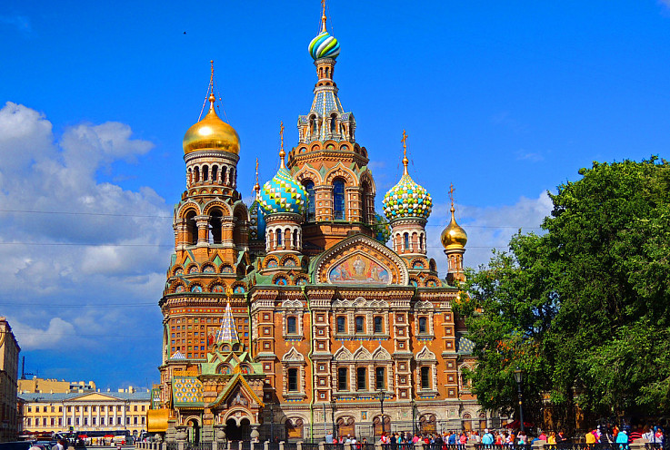 Spilled Blood Church