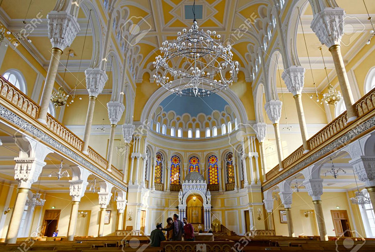 Jewish Heritage Tours in St. Petersburg Russia